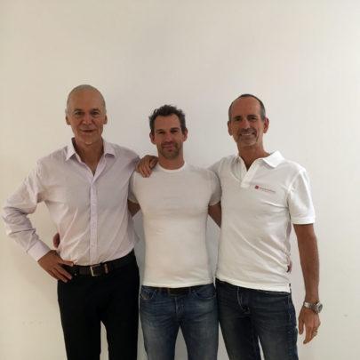 Dr. Robert Schleip, Stefan Lichtenstrasser, Roland Liebscher-Bracht
