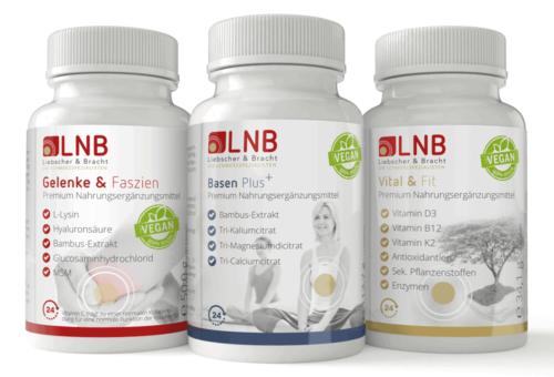 LNB Premium Vitalstoffe LICHTREIN Gesundheitspraxis